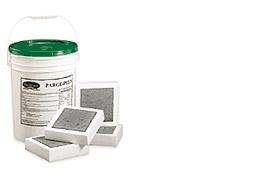Parge-Plus TrueFoam Parge-Plus is a pre-mixed blend of sand, cement, chemical admixtures, polypropylene fibre and acrylic cement modifier.